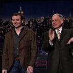 Brian on Letterman