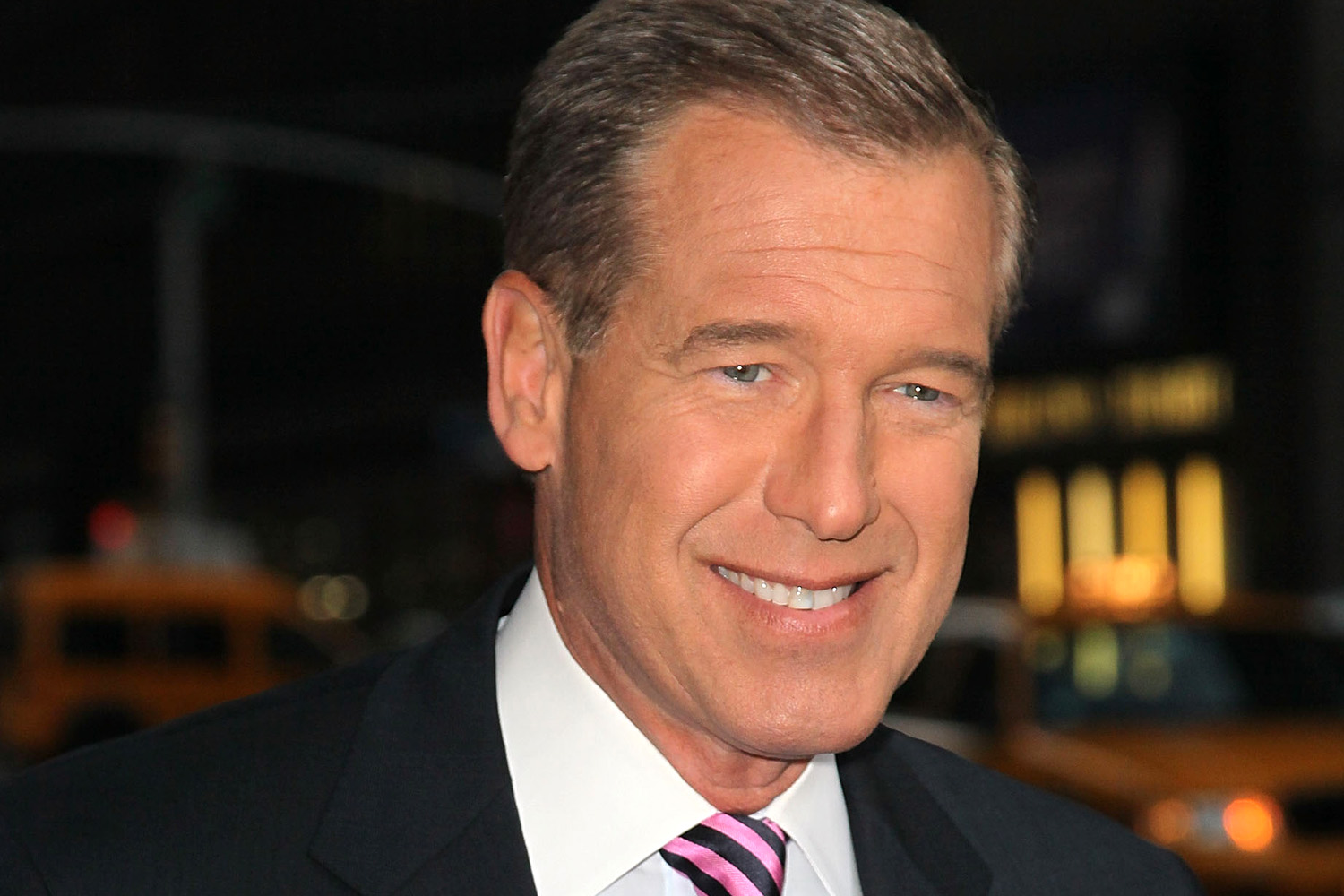 NBC Announces No Further Action on Brian Williams